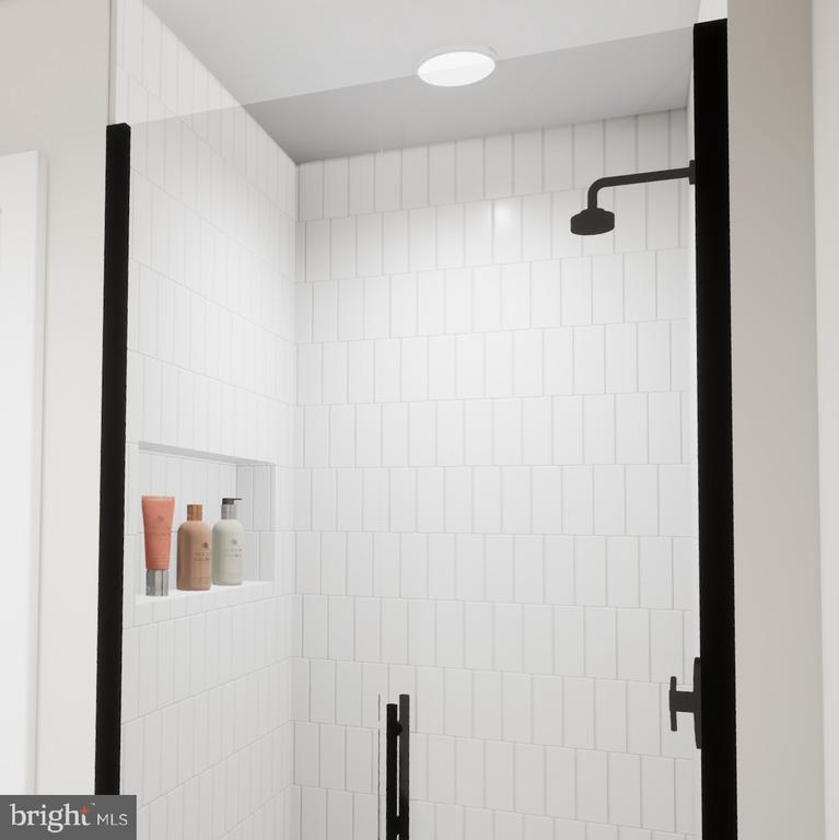 Walk-In Showers with Built-In Niches - 1211 VAN ST SE #1001, WASHINGTON