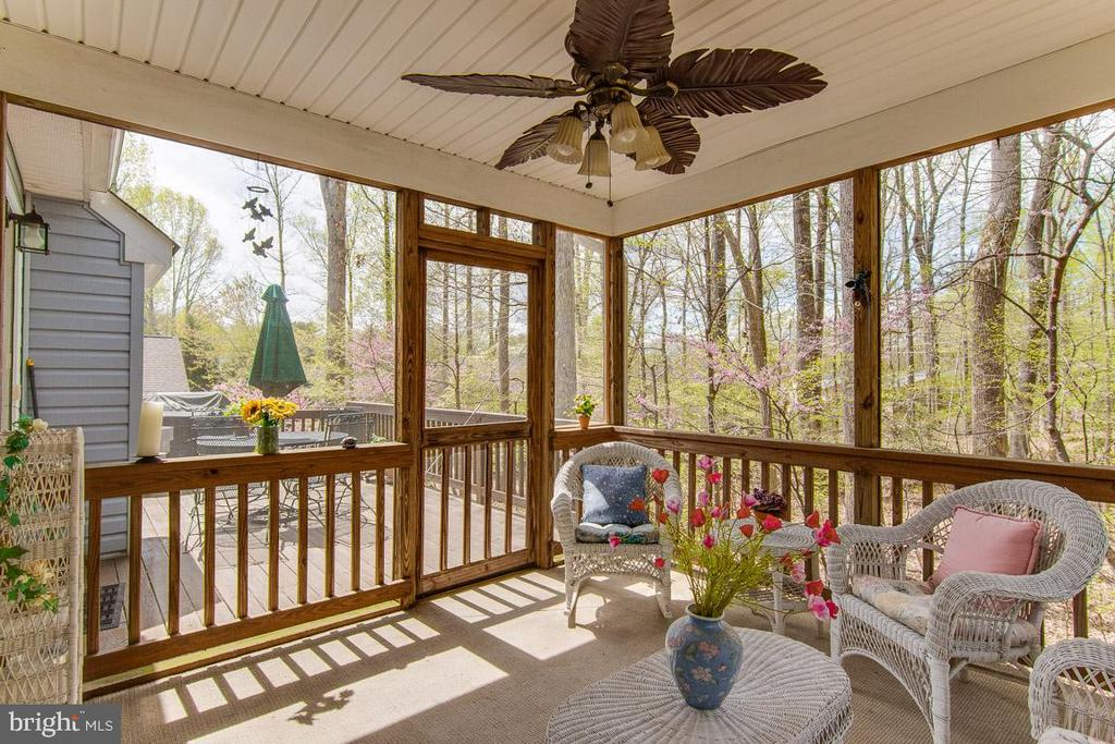 Screen Porch - 3413 LAKEVIEW PKWY, LOCUST GROVE