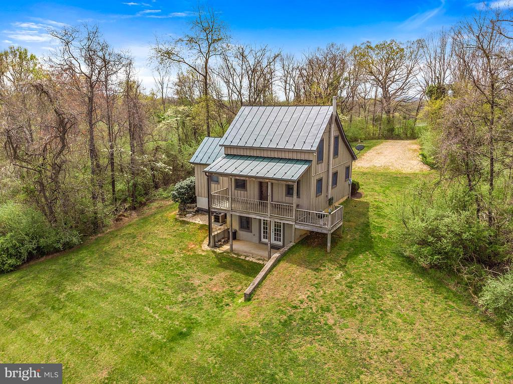 Elevated view of guest houes - 43 GRUNKLE LN, FLINT HILL