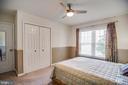 Bedroom #4 - 12 ADLER LN, FREDERICKSBURG