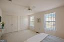 Master bedroom - 13102 KIDWELL FIELD RD, HERNDON