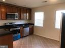 Kitchen - 4130 4TH ST SE #4, WASHINGTON