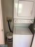 Stackable Washer & Dryer - 4130 4TH ST SE #4, WASHINGTON