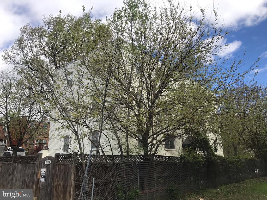 Exterior - 4130 4TH ST SE #4, WASHINGTON