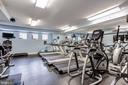 Fitness studio in building! - 555 MASSACHUSETTS AVE NW #217, WASHINGTON