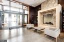 Elegant Lobby with 24 hour front desk service - 11990 MARKET ST #1103, RESTON