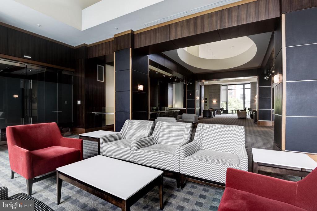 Residents Lounge - 11990 MARKET ST #1103, RESTON