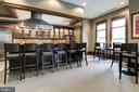Resident Lounge with Catering Kitchen - 11990 MARKET ST #1103, RESTON
