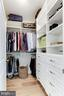 Walk-In Closet w/Built-In's - 11990 MARKET ST #1103, RESTON