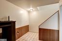 Fully finished basement - 46553 PEBBLEBROOK PL, STERLING