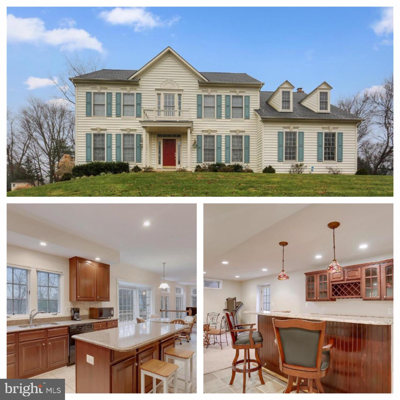 Single Family for Sale at 17925 Teri Dr Derwood, Maryland 20855 United States
