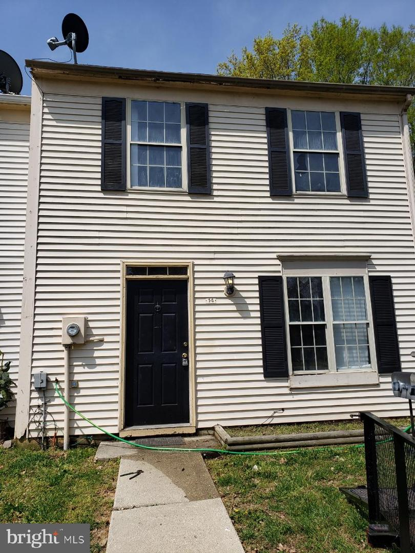 Single Family for Sale at 14 Meadowside Ct 14 Meadowside Ct Indian Head, Maryland 20640 United States