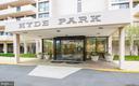 Front Entrance w/ concierge - 4141 HENDERSON RD #815, ARLINGTON