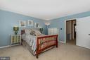 Master Bedroom - 172 GOLD KETTLE DR, GAITHERSBURG