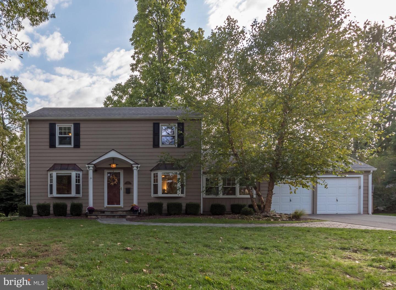 Single Family Home for Sale at 403 BURD Street Pennington, New Jersey 08534 United StatesMunicipality: Pennington Borough