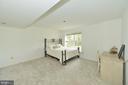 bedroom in basement - 1403 CAMPBELL CT NE, LEESBURG
