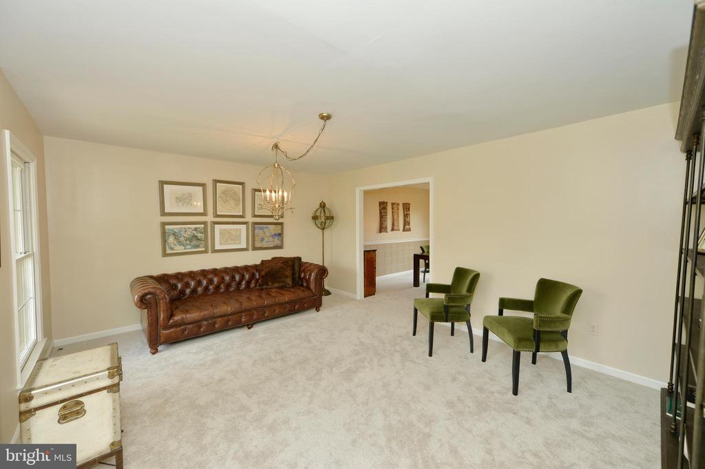 Formal living-room - 1403 CAMPBELL CT NE, LEESBURG