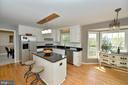kitchen - 1403 CAMPBELL CT NE, LEESBURG