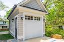Garage with automatic opener - 2939 STEPHENSON PL NW, WASHINGTON
