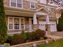 Gorgeous stone front Craftsman with porch. - 4152 AGENCY LOOP, TRIANGLE