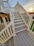 Maintenance free deck rails and flooring. - 4152 AGENCY LOOP, TRIANGLE