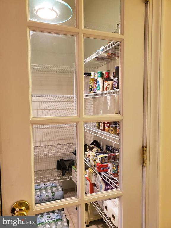 Multi-lite French door to pantry. - 4152 AGENCY LOOP, TRIANGLE