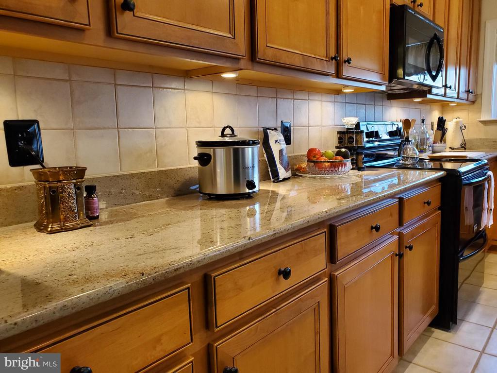 Upgraded cabinets, hardware, and counter tops. - 4152 AGENCY LOOP, TRIANGLE