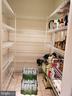 Enormous storage capacity in shelved walkin pantry - 4152 AGENCY LOOP, TRIANGLE