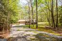 Private setting - 8427 BATTLE PARK DR, SPOTSYLVANIA