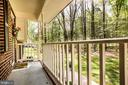 Front porch - 8427 BATTLE PARK DR, SPOTSYLVANIA