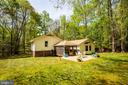 back view - 8427 BATTLE PARK DR, SPOTSYLVANIA