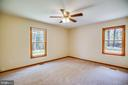 Master bedroom - 8427 BATTLE PARK DR, SPOTSYLVANIA