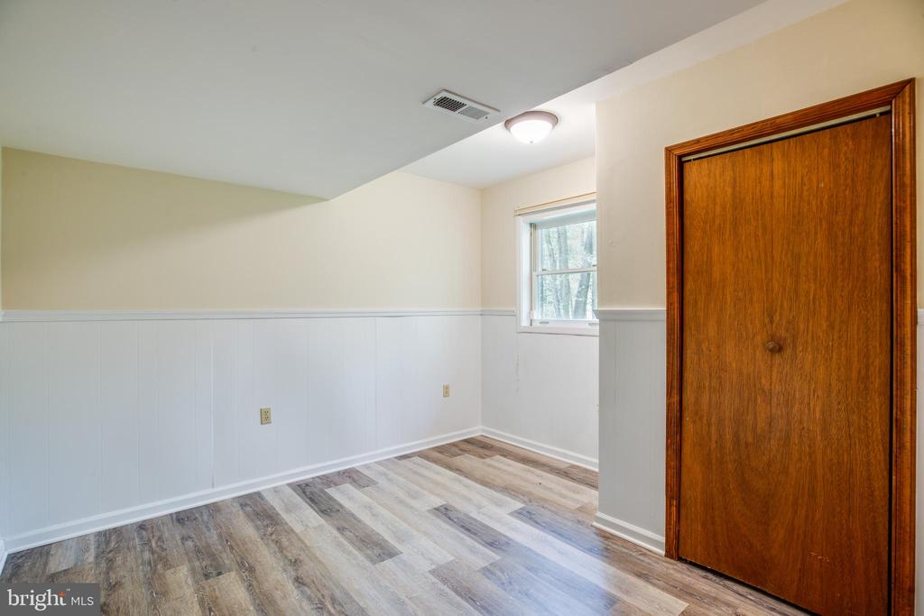 Lower level - possible 4th bedroom - 8427 BATTLE PARK DR, SPOTSYLVANIA