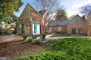 Fantastic brick home on a huge fenced corner lot - 814 CORNELL ST, FREDERICKSBURG