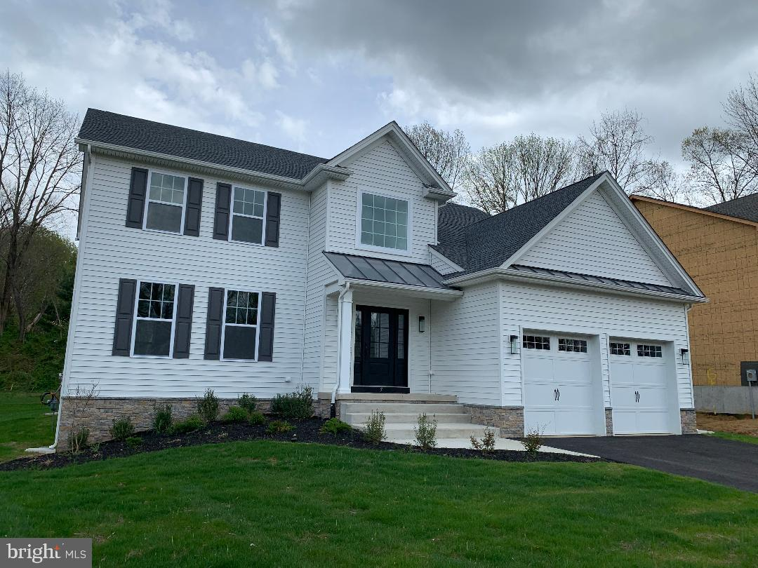 Single Family Home for Sale at Hamilton, New Jersey 08620 United States