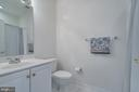 Upper Hall Bathroom 3 - 1869 AMBERWOOD MANOR CT, VIENNA