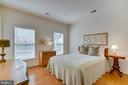 Bedroom 2 With Full Bathroom - 1869 AMBERWOOD MANOR CT, VIENNA