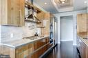 Pristine Kitchen with Breakfast Bar - 1881 N NASH ST #1910, ARLINGTON