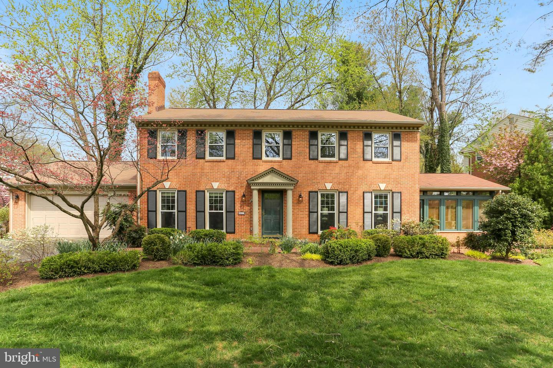 Single Family for Sale at 9017 Rouen Ln 9017 Rouen Ln Potomac, Maryland 20854 United States
