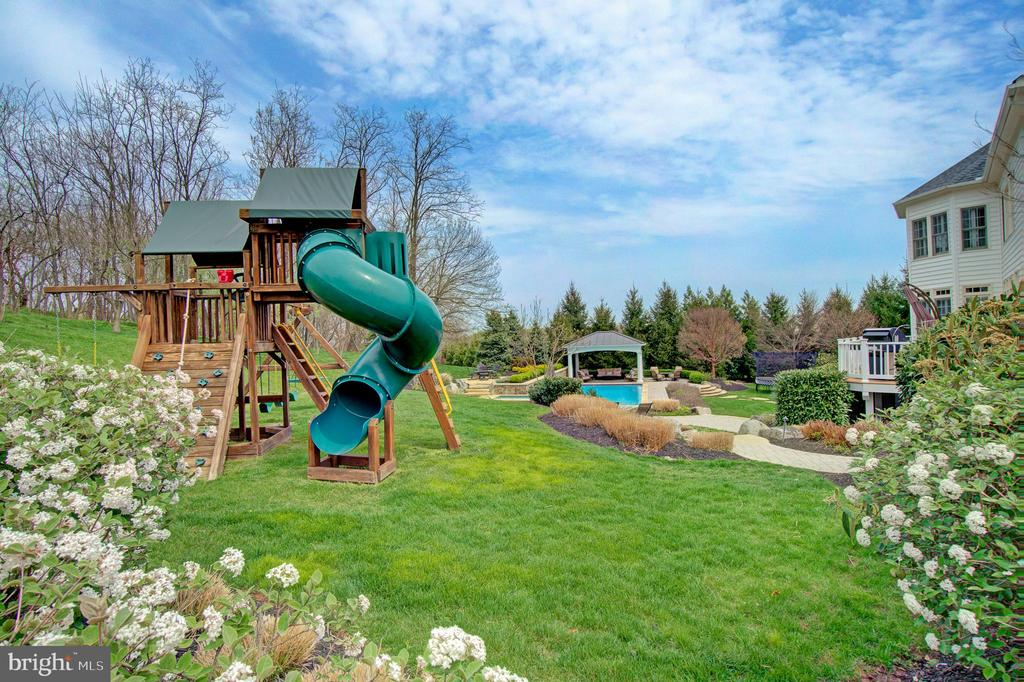 Great Playground - 36158 SILCOTT MEADOW PL, PURCELLVILLE