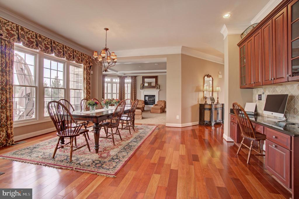 Breakfast Room Area - 36158 SILCOTT MEADOW PL, PURCELLVILLE