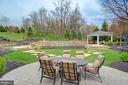 3rd Patio in the Rear Yard - 36158 SILCOTT MEADOW PL, PURCELLVILLE
