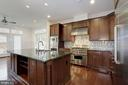 Gorgeous Gourmet Kitchen - 5124 STRATHMORE AVE, NORTH BETHESDA