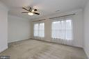 Huge master bedroom with sitting room - 5124 STRATHMORE AVE, NORTH BETHESDA