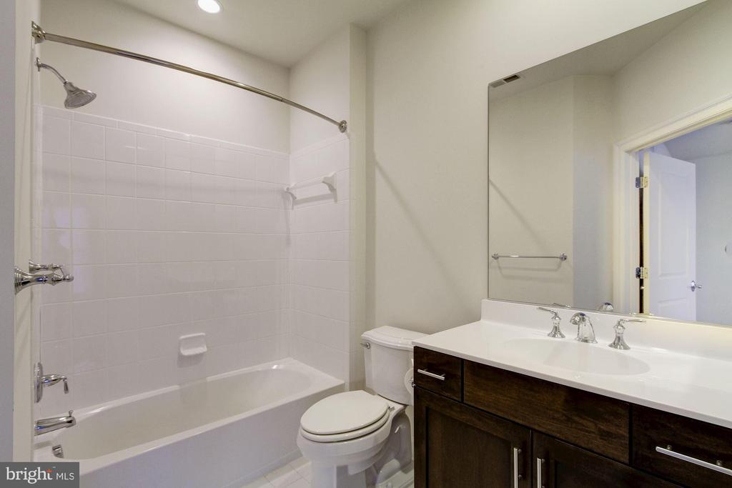 Large Guest Bathroom - 5124 STRATHMORE AVE, NORTH BETHESDA