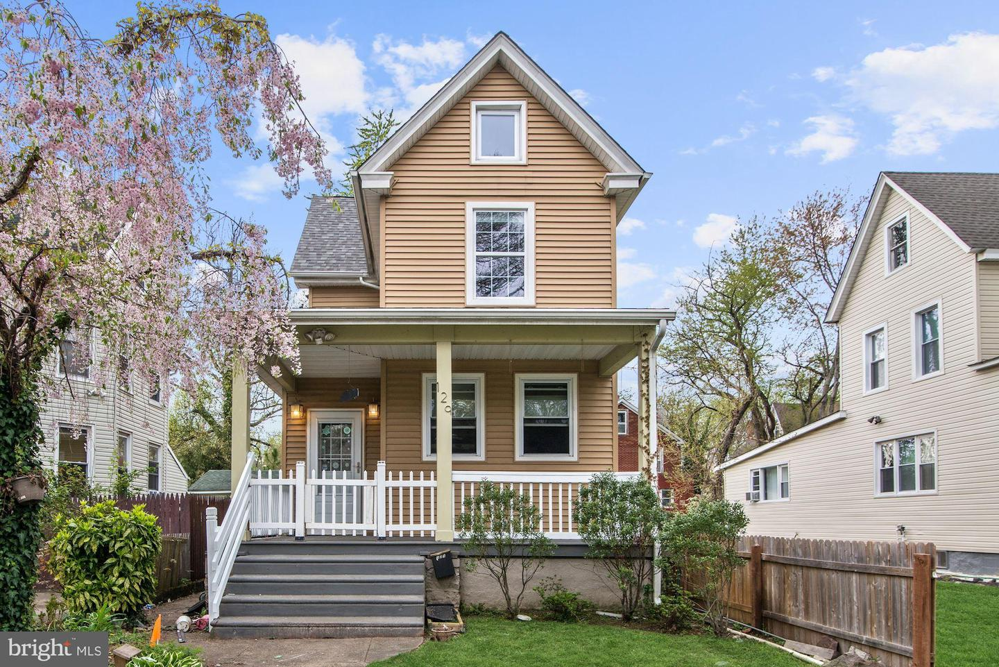 single family homes for Sale at Woodlynne, New Jersey 08107 United States