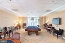 Billiard/ Game Room - 2726 GALLOWS RD #1505, VIENNA