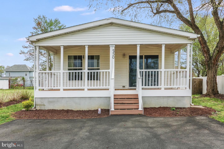Einfamilienhaus für Verkauf beim 230 FULTON Street Cheswold, Delaware 19936 Vereinigte Staaten