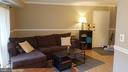 Living Room - 7606 SAVANNAH ST #104, FALLS CHURCH