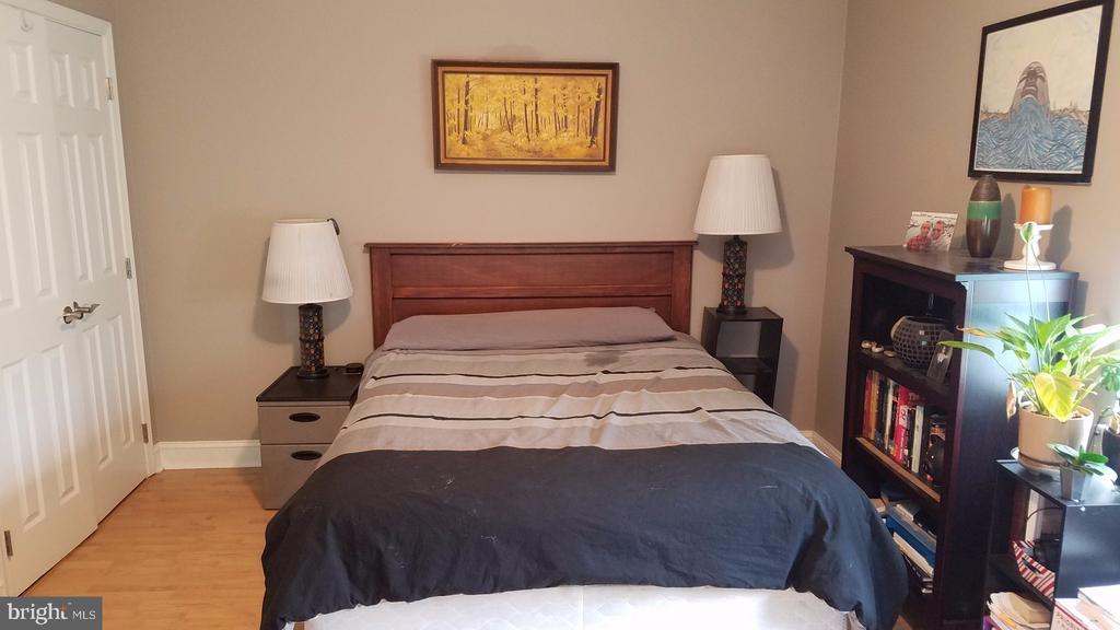 Master Bedroom - 7606 SAVANNAH ST #104, FALLS CHURCH